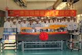 2011年12月24日 第一套高端精密模具发运