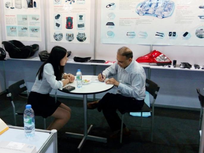 泰国2015 MANUFACTURING EXPO展会