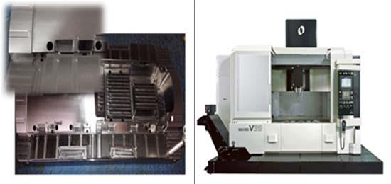 """牧野V99L模具加工设备 用精度助推工业""""中国梦"""""""