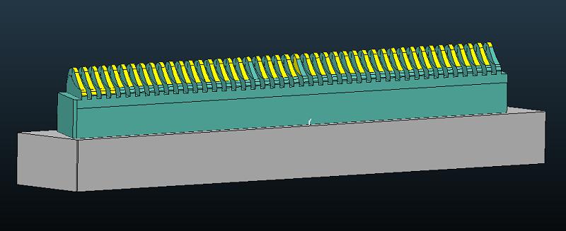 细小类电极加工质量改善报道