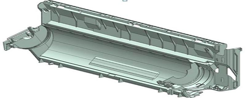 格力大金底壳行业领先超短组装周期