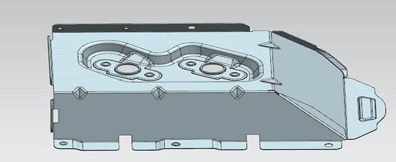 钣金冲压阀门支架模具铆接技术推广