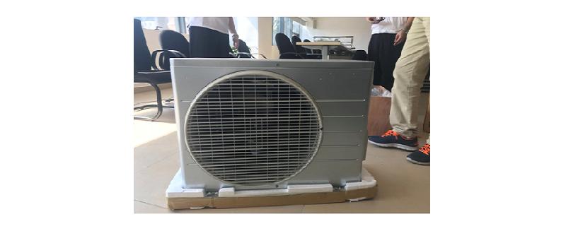 空调外机之组装测试