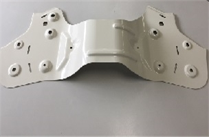 防护导板  汽车冲压模具