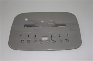 除湿机控制盖板 家电注塑模具