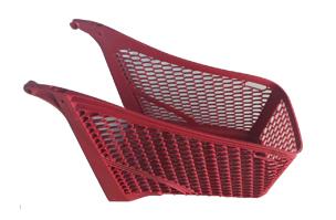 超市大型购物篮