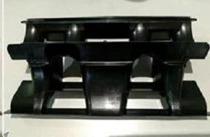汽车空调隔板  汽车注塑模具