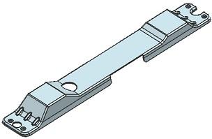 Base Leg  基脚 (1X1) 家电注塑模具