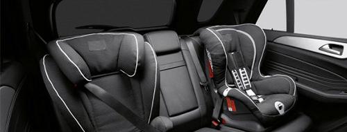 汽车儿童安全座椅模具应用图