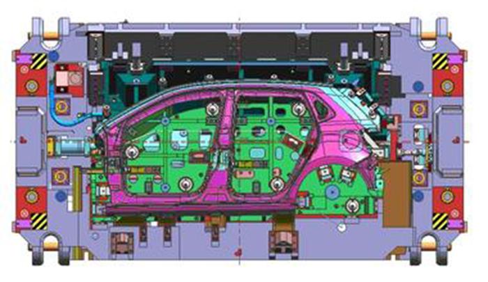 智能汽车电路板设计