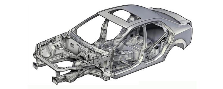 汽车覆盖件916博天堂下载材料选用